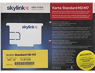 4ac0824e4 ... Skylink Standard HD M7, Irdeto · Obrázok tovaru. Nová IRDETO karta od  Skylinku